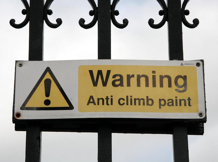 anti-climb-paint
